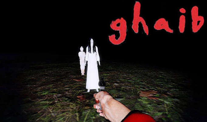 Game Horor Buatan Indonesia - Ghaib