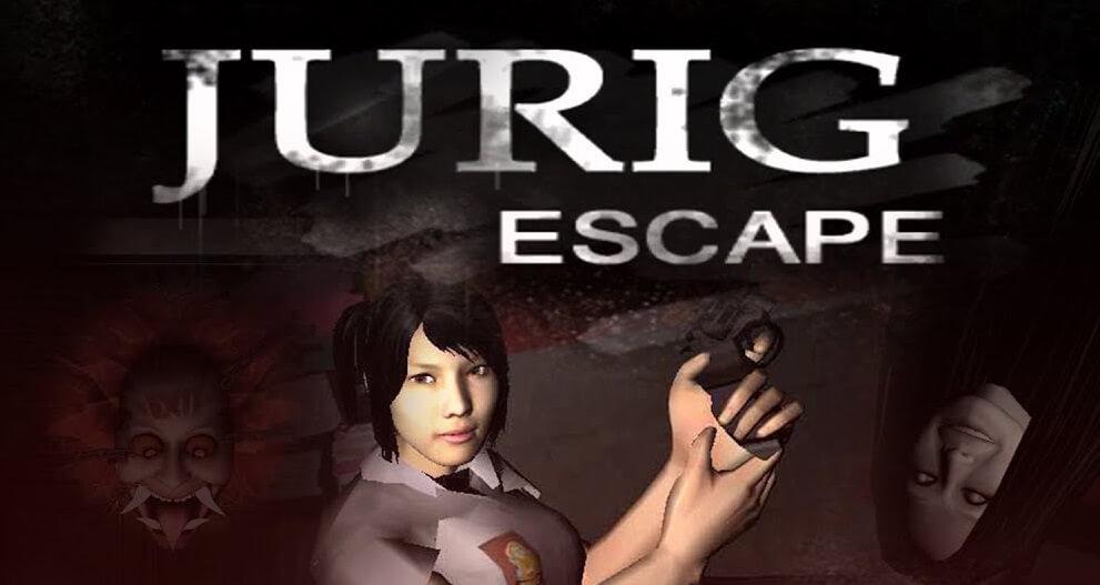Game Horor Buatan Indonesia - Jurig Escape