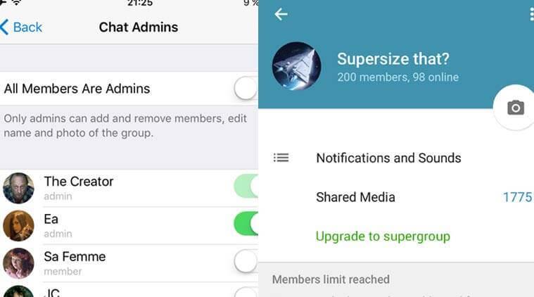 Kelebihan Telegram dari WhatsApp